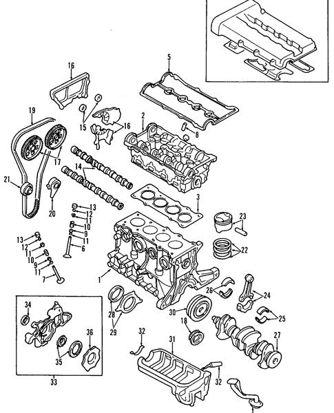 KIA 223112X200 GASKET CYLINDER HEAD | English: HEAD GASKET