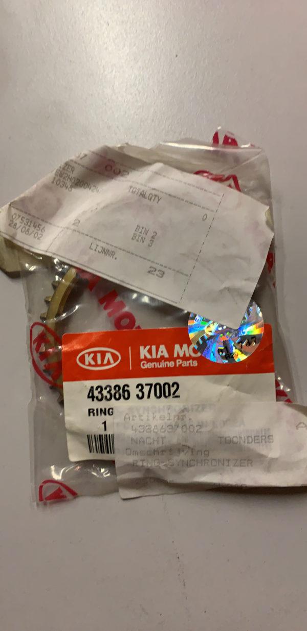 Kia Hyundai 4338637002 RING-SYNCHRONIZER
