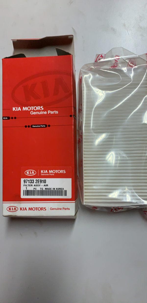 Kia Hyundai 971332E910 FILTER ASSY-AIR INTERIEURFILTER Sorento