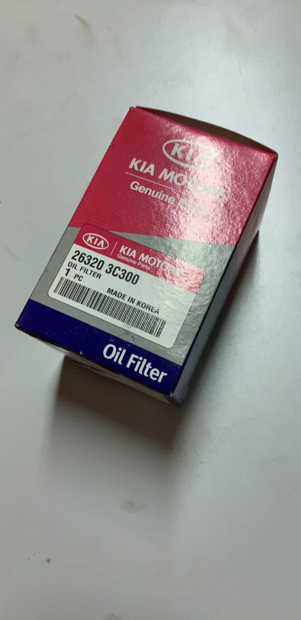 Kia Hyundai 263203C300 SERVICE KIT-OIL FILTER